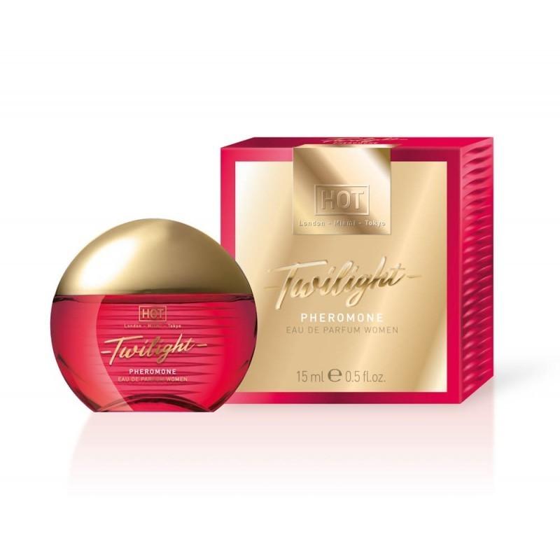 Perfume Hot Twilight Con Feromonas Ella 15 ml