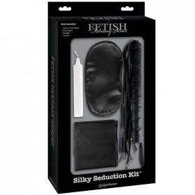 FETISH FANTASY KIT Fetiche Edicion Limitada SILKY SEDUCTION