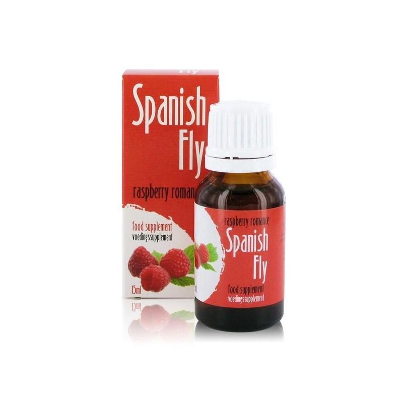 Spanish Fly Frambuesa Romántica 15 ml