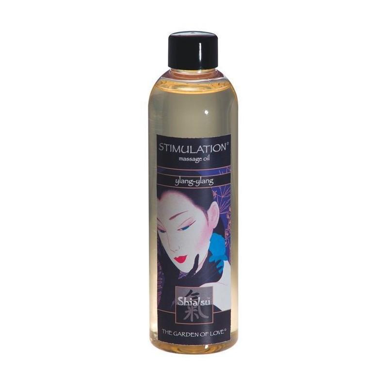 Aceite Afrodisíaco de Masaje SHIATSU de Ylang Ylang