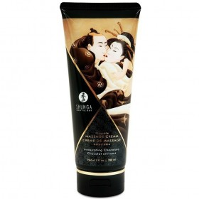 Crema de Masaje Shunga de Chocolate 200 ml