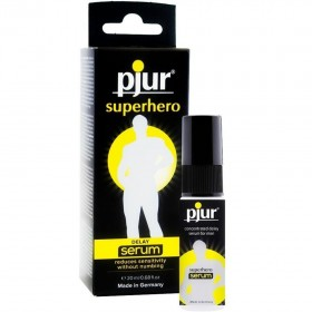PJUR SUPERHERO Serum Retardante Concentrado 20 Ml