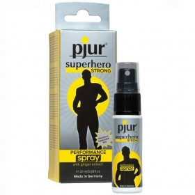 PJUR SUPERHERO SPRAY RETARDANTE STRONG