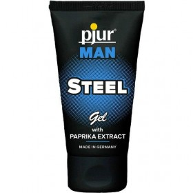 PJUR MAN STEEL GEL TUBE