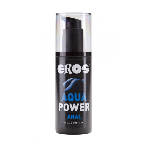 EROS AQUA POWER ANAL LUBE 125ML