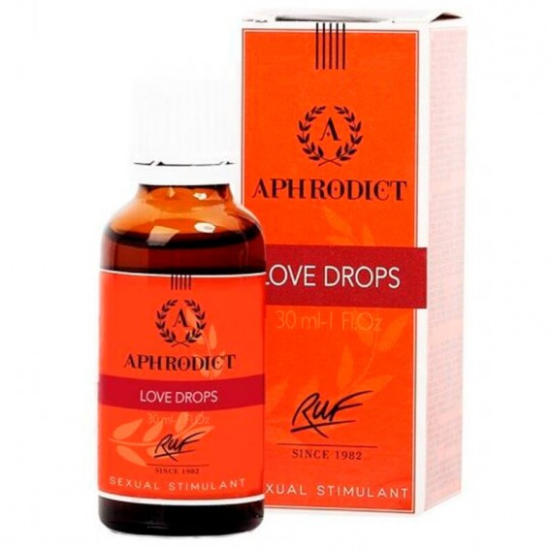 Aphrodict Gotas Del Amor 30 ml