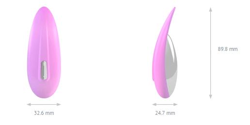 masajeador estimulador ovo s1